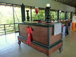 Thilanka Resort and Spa Sigiriya - Balkon/terasa