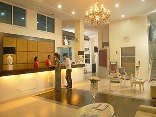 โรงแรมปิแอร์ คัวโตร เซบูซิตี้ - ล็อบบี้