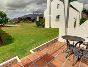 Bellevue Manor Holistic Wellness Retreat Stellenbosch - Balcony/Terrace