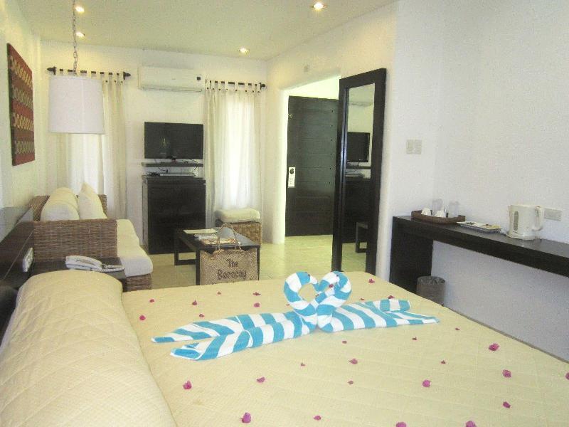 ザ ボラカイ ビーチ リゾート (The Boracay Beach Resort)