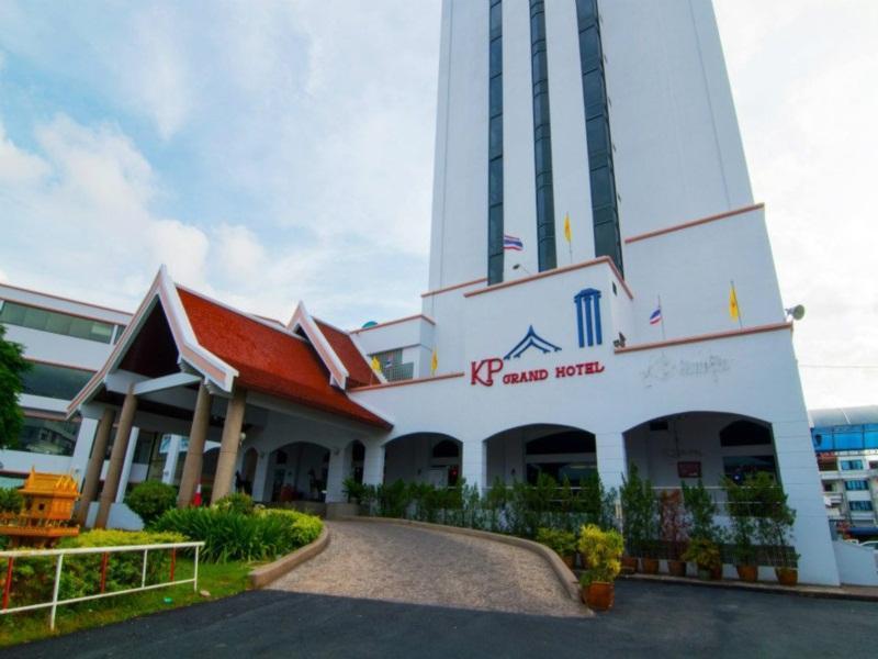 โรงแรมเคพี แกรนด์ จันทบุรี