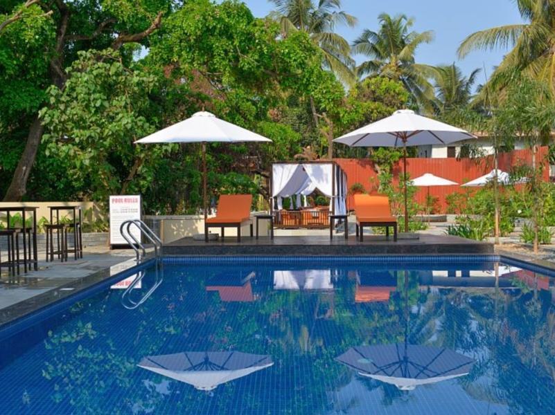 Sinq Beach Resort North Goa
