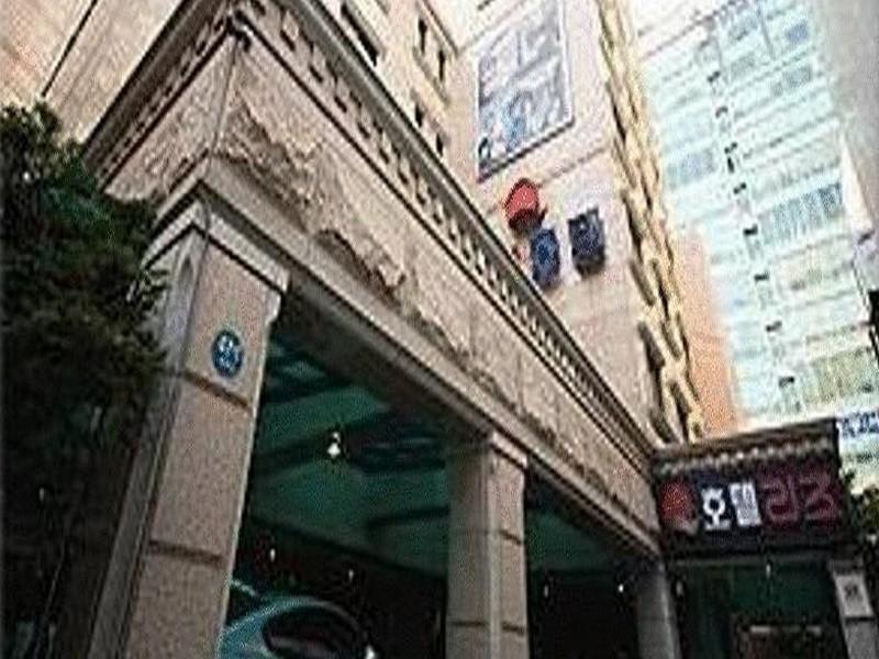 South Korea-리즈 호텔 (Liz Hotel)