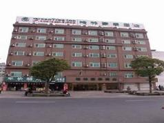 Green Tree Inn Hotel (Jinhua train station), Jinhua