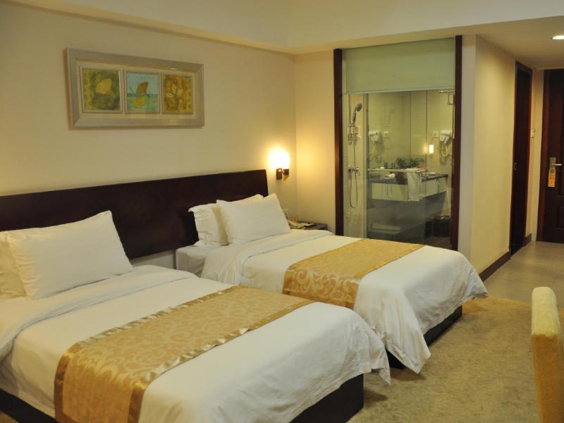 ジュン タオ ビジネス ホテル