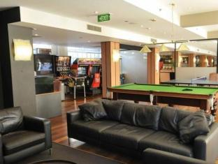 Budget 1 Hotel Melbourne - Games Room