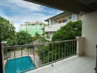 Sawasdee Place Pattaya Hotel Pattaya - Balcony/Terrace