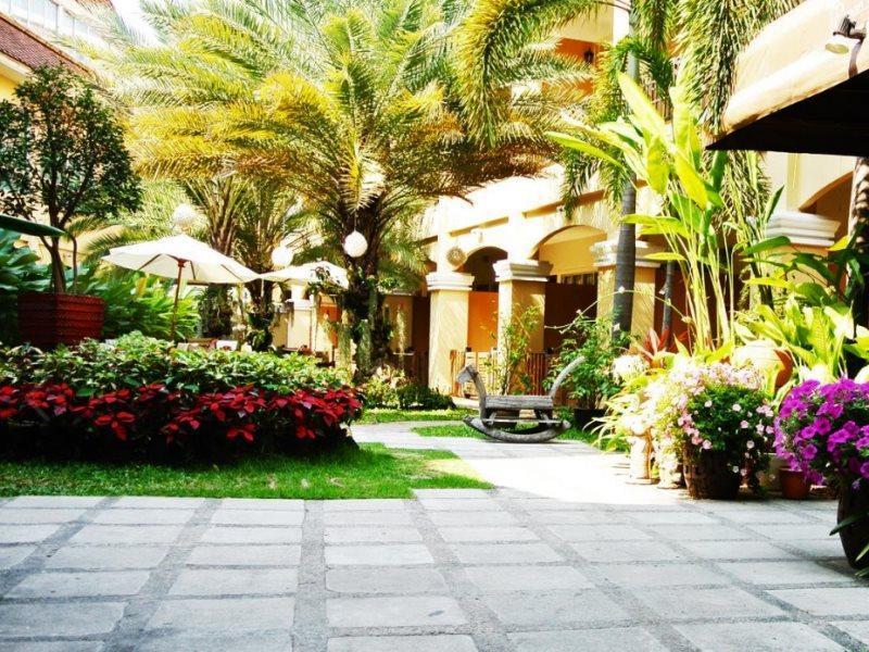 ピーマン ガーデン ホテル16
