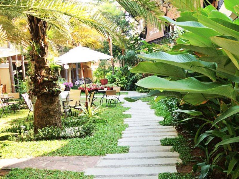 ピーマン ガーデン ホテル18