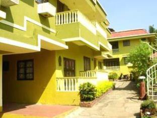 San Joao Holiday Homes Süd Goa - Hotel Aussenansicht