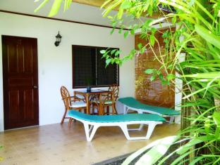 Marcosas Cottages Resort Moalboalis - Balkonas / terasa
