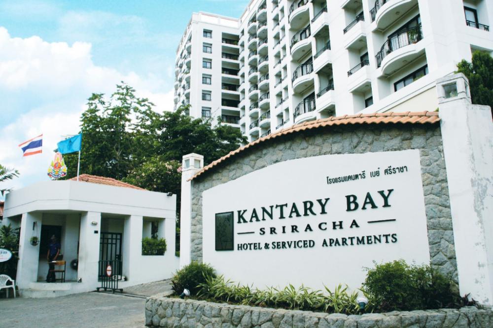 Kantary Bay Hotel & Serviced Apartments Sriracha
