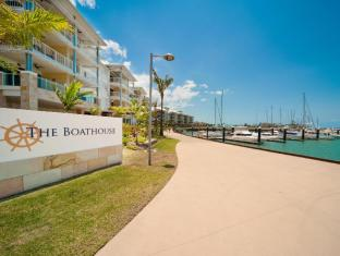 Mantra Boathouse Apartments Whitsunday Islands - Bejárat