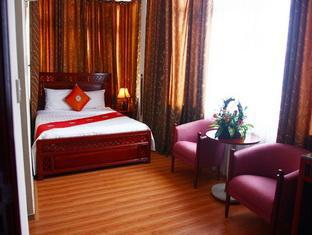 Golden Sun Lakeview Hotel Hanoi - Hotellihuone