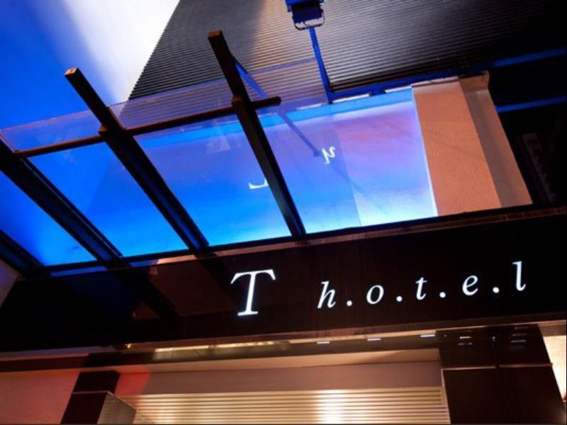 T ホテル