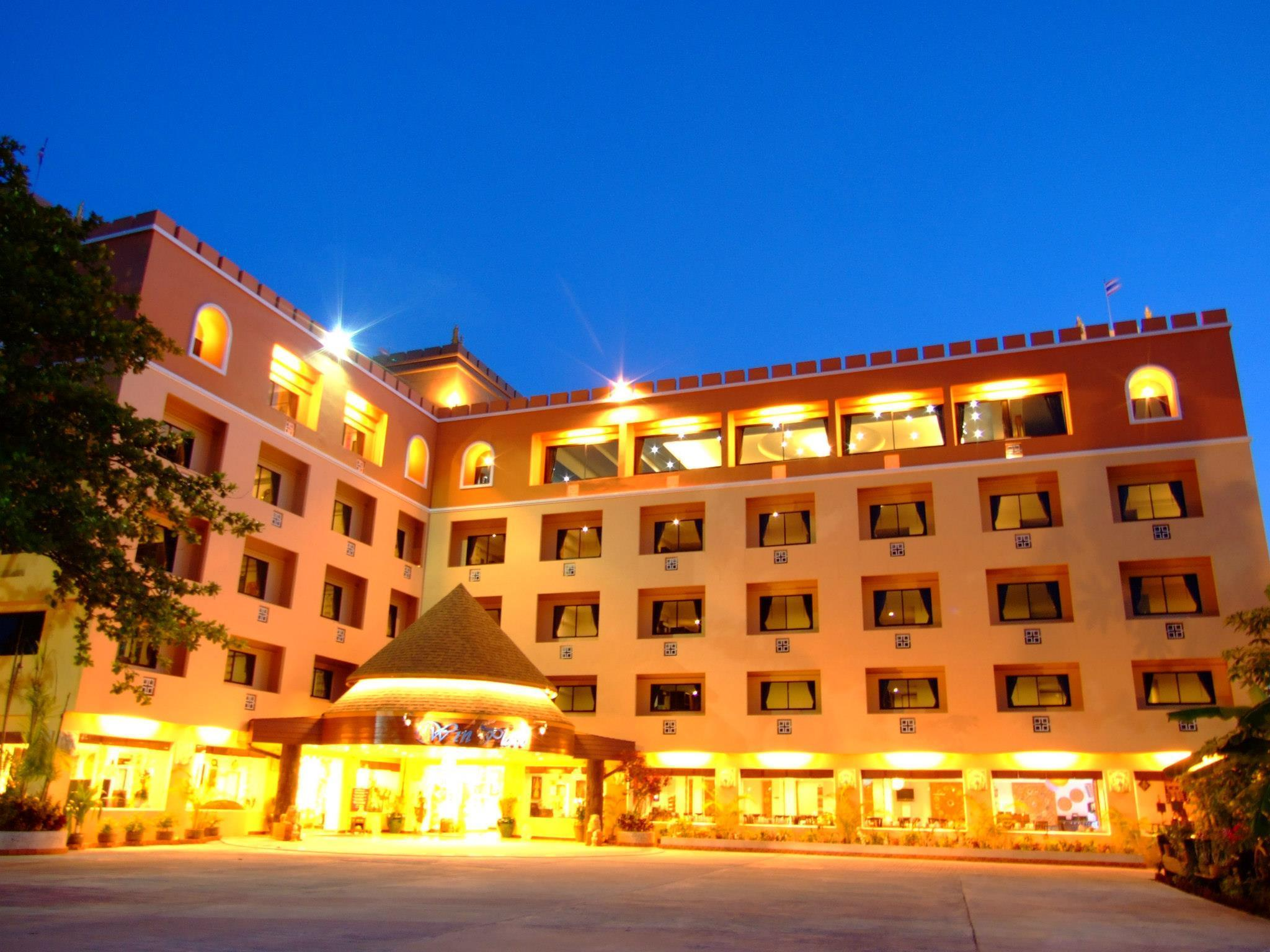 โรงแรมวินเพลส เชียงใหม่