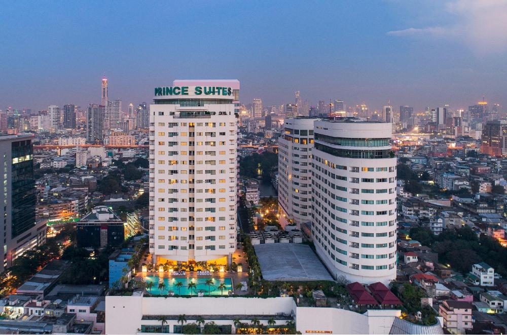 Prince Suites Residence Managed by Prince Palace