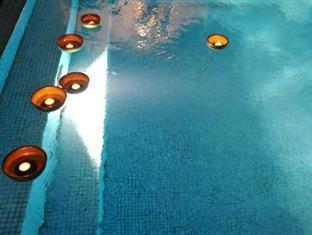 Riad Asna Marakeš - bazen