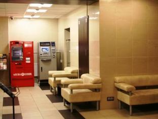 Okhotnik Hotel Moscú - Vestíbulo