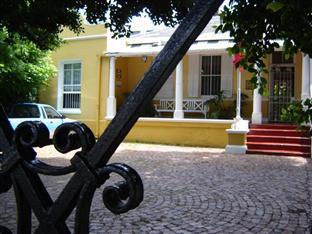 Tintagel Guesthouse Cape Town - Front Entrance