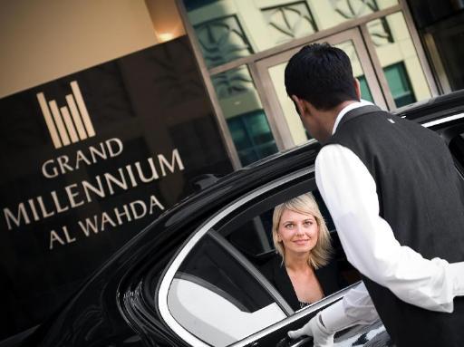 Best guest rating in Abu Dhabi ➦ Premier Inn Abu Dhabi International Airport takes PayPal