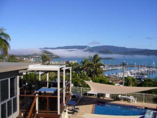 Airlie Apartments Whitsunday Islands - View from Ocean View Apartments
