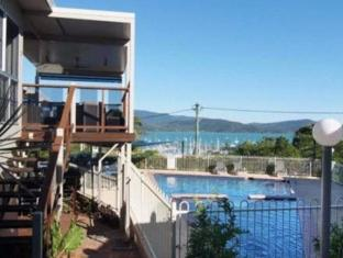 Airlie Apartments Whitsunday-øyene - Utsiden av hotellet