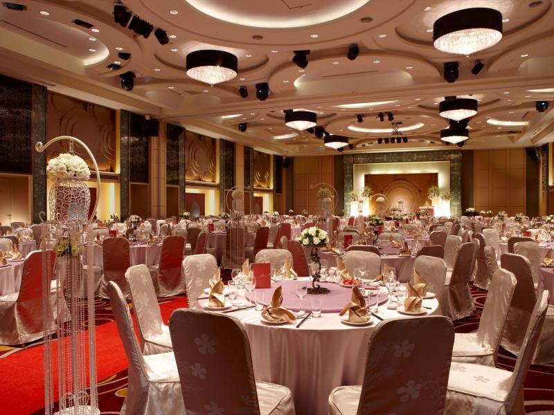 Taiwan Hotel Accommodation Cheap | Ballroom