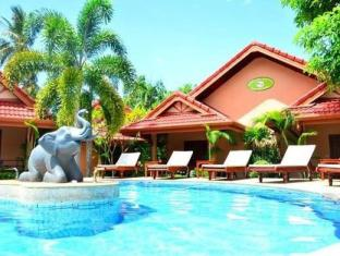 Happy Elephant Resort Пхукет - Бассейн