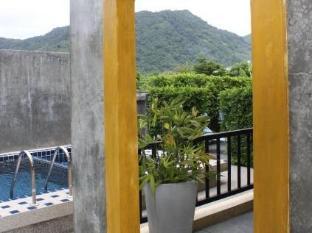 Taro Hotel Phuket - Pemandangan