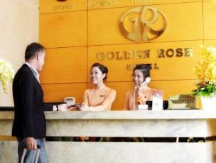 Golden Rose Hotel Ho Chi Minh City - Reception