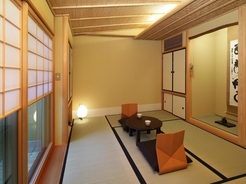 Sukiya  Style Room With Garden