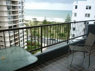 Hotell Broadbeach Pacific Resort  i Gold Coast, Australien