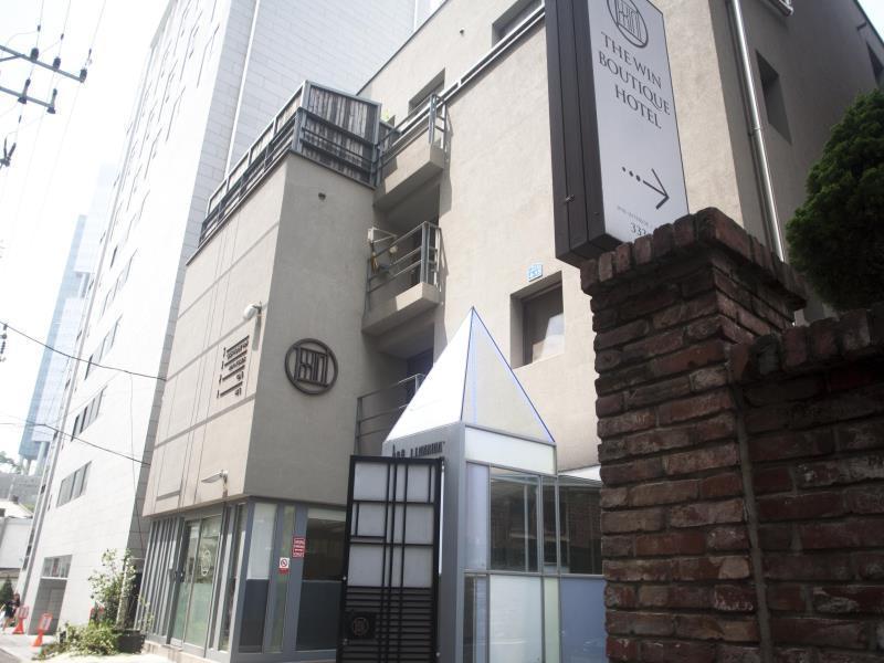South Korea-더 윈 부티크 호텔 (The Win Boutique Hotel)