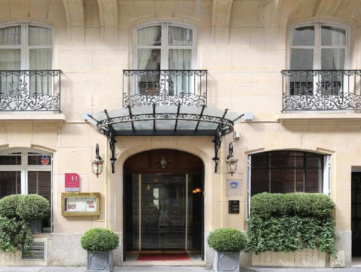 Best Western Premier Trocadero La Tour Hotel photo 1