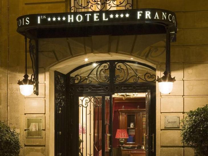 Hotel Francois Premier photo 3