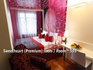 Bohem Art Hotel Budapest - Sweetheart Room