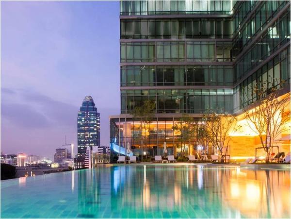 泰国曼谷曼谷斯瓦特尔酒店(Sivatel Bangkok Hotel) 泰国旅游 第1张