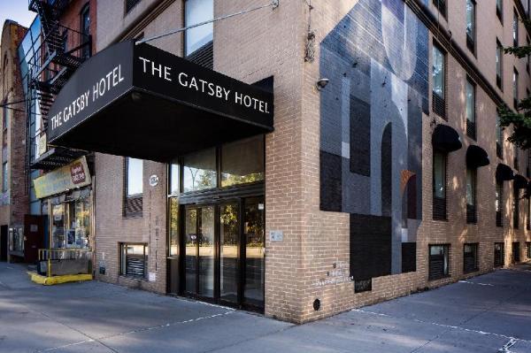 Gatsby Hotel New York