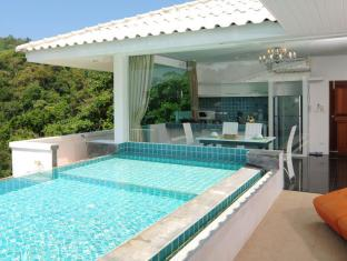 Grand Bleu Ocean View Pool Suite Phuket - 3 Bedroom Ocean View Pool Suite