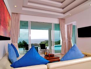 Grand Bleu Ocean View Pool Suite Phuket - 1 Bedroom Blue Ocean Grand Pool Suite