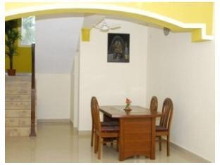A's Holiday Beach Resort - Boutique Villas and Apartments South Goa - Dining Area