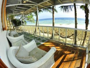 Tohko Beach Resort Isole Phi Phi - Terrazzo