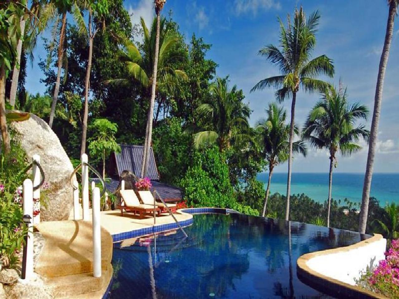 ซีวิว พาราไดส์ บีช แอนด์ เมาน์เท็น ฮอลิเดย์ วิลลา รีสอร์ต (Seaview Paradise Beach and Mountain Holiday Villas Resort)