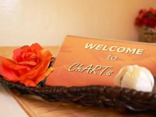 Charts Resort & Art Cafe Bohol - Reception