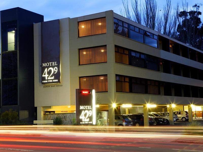 モーテル 429 サンディー ベイ ロード