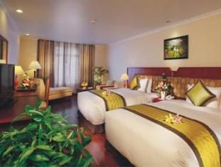 First-Luxury Wing Hotel Saigon Ho Chi Minh City - First Executive Deluxe Twin