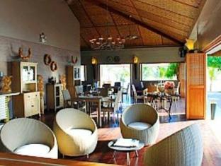 Linaw Beach Resort and Restaurant Panglao Island - Hotel interieur