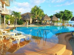 Linaw Beach Resort and Restaurant Panglao Island - Zwembad