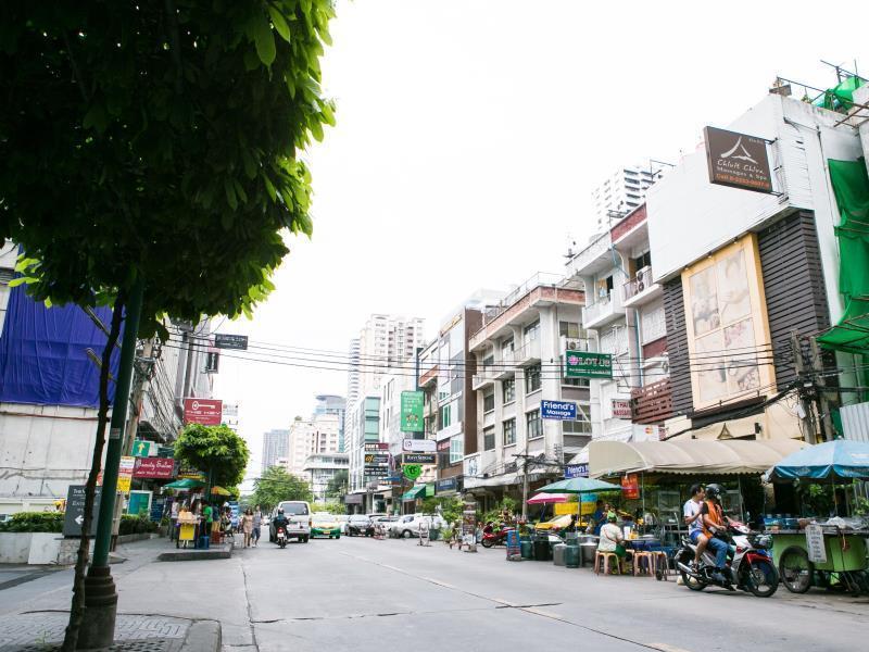 Rumah Kemping di Bangkok